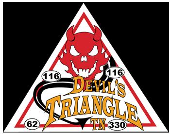 DevilsTriangle-Magnet